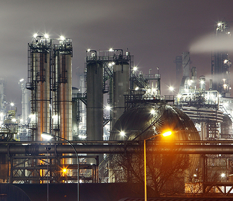 Tuotteemme ovat usein osa teollista investointiprojektia
